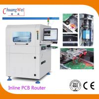 China KAVO Spindle Inline PCB Separator PCB Routing With High Reliability Cutting System on sale