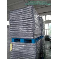 Quality Fluted PP corrugated plastic board for bottle Layer Pad for sale