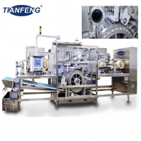 Quality 32KW  Water Soluble Film Laundry Detergent Pod Making Machine for sale