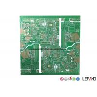 PCB Prototype FR4 PCB Board ENIG Surface Turnkey Service For Industrial Control
