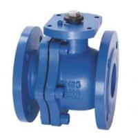 Quality Soft Seal Ductile Iron Ball Valve Flexible Leakproof Flow Control Ball Valve for sale