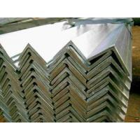 Quality 201 Stainless Steel Angle Bar With Exquisite Craftsmanship , ss angle bar for sale