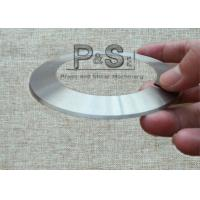 High quality tungsten carbide rubber cutting blade for machinery cutting tools