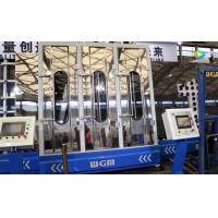 Quality High Efficiency Vertical Glass Washing And Drying Machine CE & SGS Certification for sale