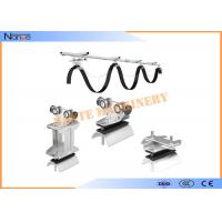 Buy Simple Assembly C Track Festoon System For Transport Overhead Crane at wholesale prices
