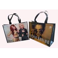Luxury Design Waterproof Non Woven Carry Bags Durable For Lady Fashion