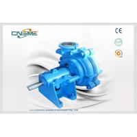 Quality Centrifugal Rubber Lined Slurry Pumps Anti - Abrasive Rubber Slurry Pumps For Mining for sale