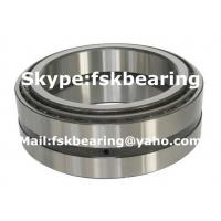 Buy cheap Gcr15 Material L357049/10CD Tapered Roller Bearings Double Row For Truck from wholesalers