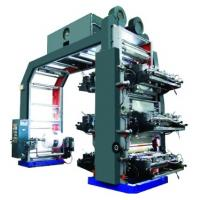 Quality Multicolor High Speed Flexo Printing Machine High Precision Magnetic Powder for sale