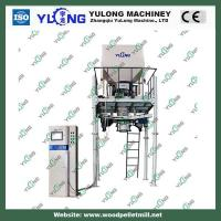 Quality Vertical Animal Feed Pellet Packing Machine With Auto Filling System for sale