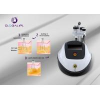 Buy Automatic Ultrasonic Portable Cavitation Slimming Machine 1000W Output Power at wholesale prices