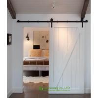 China Modern Sliding Barn Doors, Interior Wood Doors For Sale, Barn Door Hardware, how to build barn doors on sale
