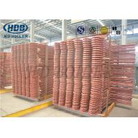 Quality Primary And Secondary Superheater And Reheater Coils Panel With Boiler Recovery Overheater for sale