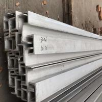 ASTM GB 3# - 20# Stainless Steel Channel Bar / SS Channel