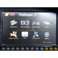 Quality Original Odometer Adjustment Tool / Reset Tool High Definition Digimaster III for sale