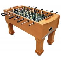 Adults Classic Sport Game Table 5 Feet Wooden Football Table With PVC Handle