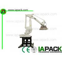 Quality High Speed Auxiliary Equipment Bag Palletizing Robot 50Hz - 60Hz for sale