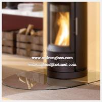 Quality Fireplace stove Glass for sale