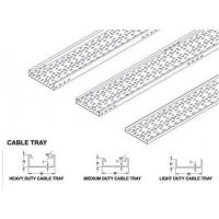 Mental cold roll steel sheet Cable Tray Roll Forming Machine