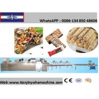 Quality Semi-Automatic Stainless Steel Made Cereal Bar Production Line for sale