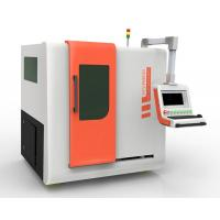 Buy cheap Ipg Fiber Laser Cutting Machine With Servo Motors And Drivers Linear Motor from wholesalers
