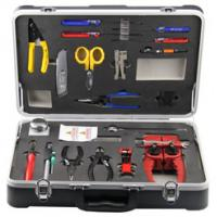 China Pro ' S Fusion Splicing Tool KitKF - 6200 , High Standard Fiber Optic Cable Splicing Tools on sale