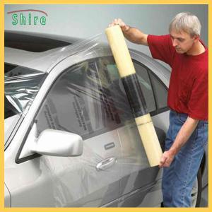 Quality Customized Auto Body Self - Adhering Collision WRAP Film Wrap Plastic Film for sale