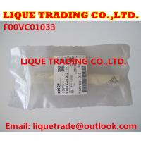 BOSCH Genuine & New Common rail injector valve F00VC01033 for 0445110279,0445110283,0445110186,0445110185