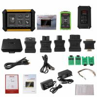 Quality OBDSTAR X300 DP X-300DP PAD Tablet Key Programmer Support Toyota G & H Chip All Keys Lost for sale