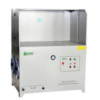 Quality Grinding dust suction table, downdraft dust collection with PTFE catridge filters for sale