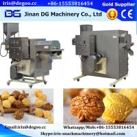 Quality Commercial industrial food business the American ball popcorn making machine line/produce equipment Jinan DG made in Chi for sale