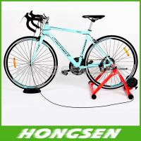 Quality HS-Q02A Indoor fitness bike exercise trainer/magnetic bicycle trainer for 26-700C for sale