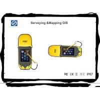 Quality Microsoft Windows Mobile 6.5 Handheld GPS GNSS Tracker for sale