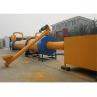 Quality Low Temperature Biomass Rotary Drying Machine For Agricultural Industry for sale