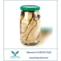 Quality Factory Price Premium NEW SEASON Canned King Oyster Mushroom;Whole in Brine for sale