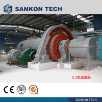 Quality 22kw Ball Grinding Mill Block Brick Machine for sale