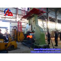 Quality 4Ton Hydraulic Open Die Forging Hammer for sale