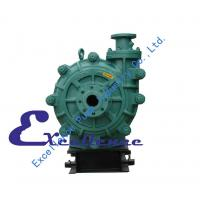 Buy Good performance EZG-65 high chrome alloy lined centrifugal slurry pump at wholesale prices