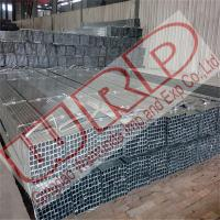 Quality 20x20mm x 1.4mm Square Pre-galvanized steel pipe with good quality with clean ends and nice surface for sale