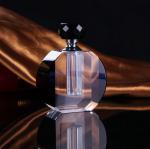 Quality 10Ml Art Deco Style Perfume Bottles Crystal Glass Perfume Bottles for sale