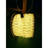 Quality led flexible rope light for sale