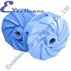 Quality High Chrome industrial slurry pump parts impeller design for sale