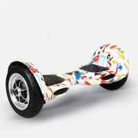 Quality Portable Auto Balance  Electric Standing Scooter Skateboard With Led Light for sale
