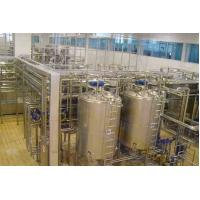 China Dairy Products Multi Effect Evaporator , Food Industry Long Tube Vertical Evaporator on sale