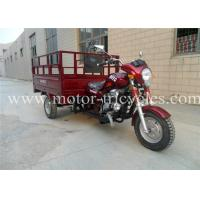 Manul Clutch Cargo Motor Tricycle