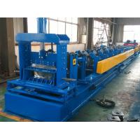 Quality 0.7 - 1.0mm Thickness Cable Tray Roll Forming Machine With 18.5 Kw Power for sale