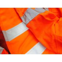 Quality oil & water repellent fabric for oil workwear for sale