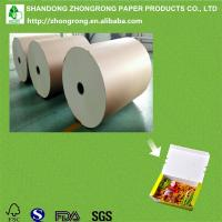 PE coated lunch box paper