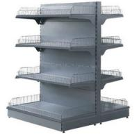 Quality Supermarket Simple sheet metal, Wire Metal Display Racks pegboard display stand for sale