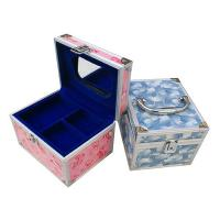 China Aluminum Cosmetic Cases For Travel on sale